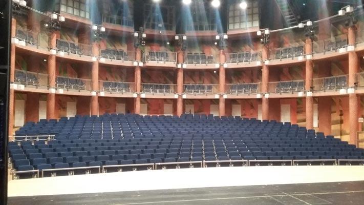 Stadttheater Itzehoe, großer Saal